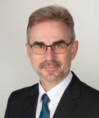 Oberarzt Armin Eisewicht Leiter Notfallaufnahme Klinikum Bitterfeld
