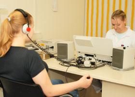 Klinik für Hals-, Nasen- und Ohrenheilkunde, Kopf- und Halschirurgie, Plastische Operationen, Stimm- und Sprachstörungen