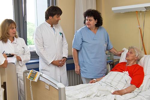 Geriatrie Leistungsspektrum   Medizinische Klinik III