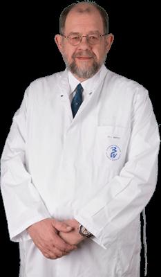Chefarzt der Tagesklinik für Psychiatrie und Psychotherapie Dipl.-Med. Gantz