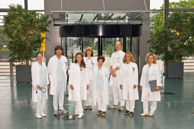 Team Medizinische Klinik III