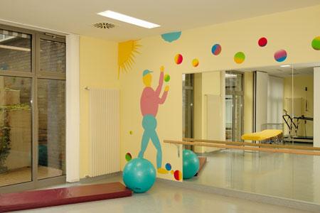 Physiotherapie Bitterfeld am Gesundheitszentrum