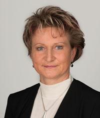 Fachbereichsleiterin OÄ Dr. med. Petra Hampel