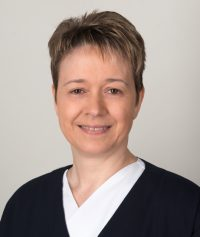 Leiterin Diabetologie Diana Berger