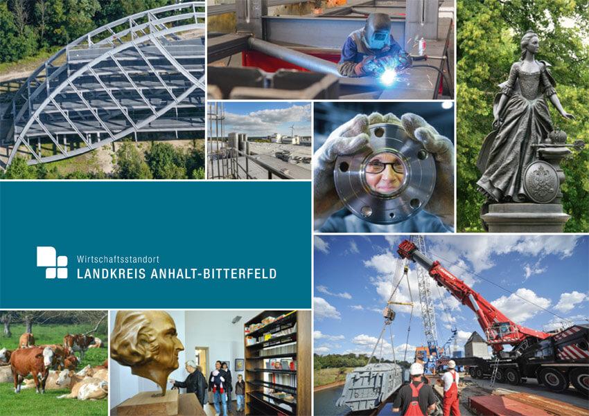 Informationen zum Wirtschaftsstandort Landkreis Anhalt-Bitterfeld