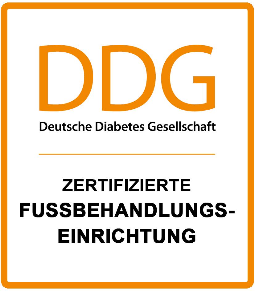 DDG Fussbehandlungseinrichtung